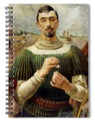 Polish Hamlet  Spiral Notebook