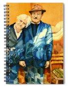 Polish Immigrants Spiral Notebook