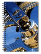 Polished Spiral Notebook