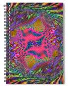 Politaries Spiral Notebook