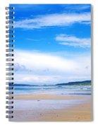 Pollan Strand, Inishowen, County Spiral Notebook
