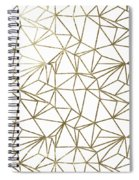Polly Universe II Spiral Notebook