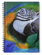Polly Who Spiral Notebook