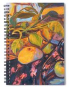 Pollys Plant Spiral Notebook