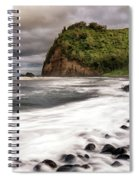 Pololu Whitewash Spiral Notebook