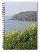Polperro To Looe Spiral Notebook