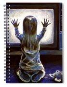 Poltergeist Spiral Notebook