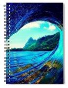 Polu Ka Wai Spiral Notebook