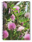 Pom Pom Tree Spiral Notebook