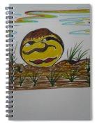 Pomme De Terre-potato-  Spiral Notebook
