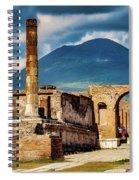 Pompeii Redeux Spiral Notebook