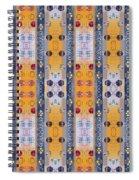 Pompoms2 Spiral Notebook