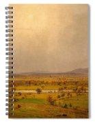 Pompton Plains, New Jersey, 1867 Spiral Notebook