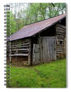 Ponca Barn Spiral Notebook