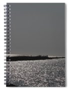 Ponce Inlet Pier Spiral Notebook