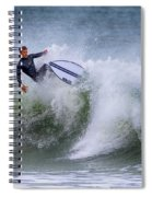 Ponce Surf 2017 Spiral Notebook