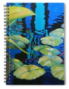Pond 1 Pond Series Spiral Notebook