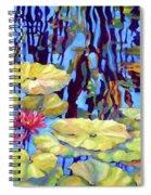 Pond 2 Pond Series Spiral Notebook