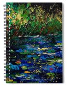 Pond 459030 Spiral Notebook
