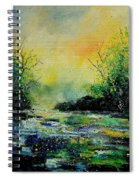 Pond 459060 Spiral Notebook