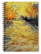 Pond  556180 Spiral Notebook