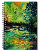 Pond 560120 Spiral Notebook