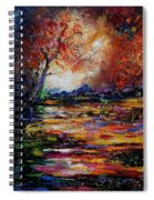 Pond 671254 Spiral Notebook