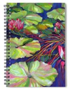 Pond 8 Pond Series Spiral Notebook