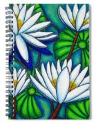 Pond Jewels Spiral Notebook