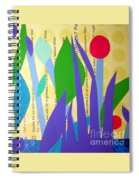 Pond Life Spiral Notebook