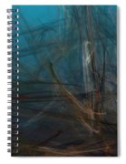 Pond Water Spiral Notebook
