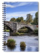 Pont Fawr Spiral Notebook