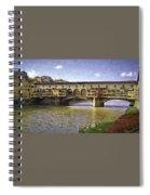 Ponte Vecchio Spiral Notebook