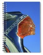 Pontiac Chieftian Spiral Notebook