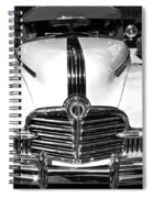 Pontiac Spiral Notebook