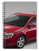 Pontiac Spiral Notebook