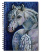 Pony Time Spiral Notebook