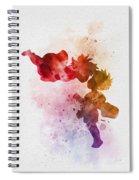Ponyo Spiral Notebook