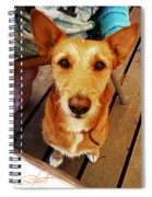 Pooch Spiral Notebook