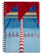 Pool Spiral Notebook