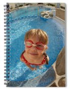 Pool Tester Spiral Notebook