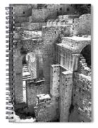 Pools Of Bethesda Spiral Notebook