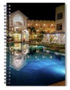 Poolside Boracay Spiral Notebook