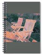 Poolside Spiral Notebook