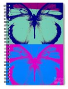 Pop Art Morphosis Spiral Notebook