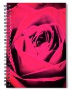 Pop Art Rose Spiral Notebook