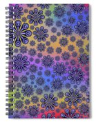 Pop Icon Binge Watcher Spiral Notebook