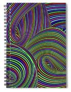 Pop Swirls Spiral Notebook