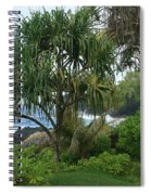 Poponi Maui Hawaii Spiral Notebook