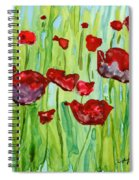 Popping Up Spiral Notebook